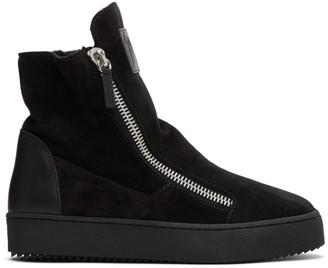 Giuseppe Zanotti Black Effie Sneakers