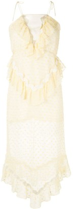 Alice McCall Wonders ruffled dress