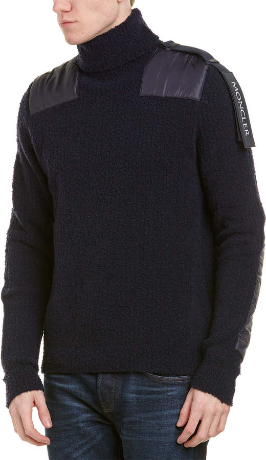 Moncler X Craig Green Boucle Sweater