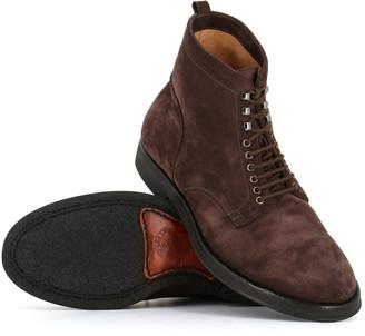 Alberto Fasciani Lace-up Boot Wolf 47055