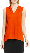Vince Camuto Women's Sleeveless V-Neck Top