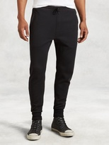 John Varvatos Drawcord Knit Sweatpant