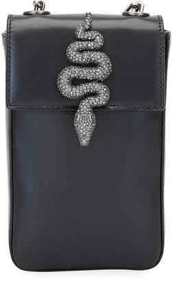 Valentino Garavani Maison Snake Mini Shoulder Bag