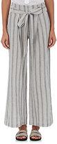 Masscob Women's Dobby-Striped Cotton-Blend Pants