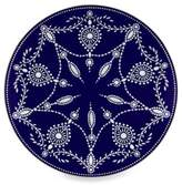 Marchesa by Lenox® Empire Pearl Indigo Accent Plate