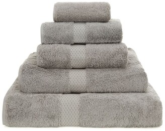 Yves Delorme Etoile Platine Hand Towel 55Cm X 100Cm