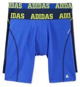 adidas Men's 2 Pack ClimaLite Performance Boxer Briefs