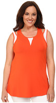 Mynt 1792 Plus Size Double Strap Tank Top