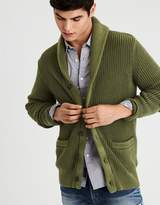 American Eagle Outfitters AE Washed Shawl Cardigan