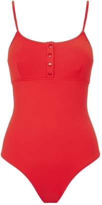 Melissa Odabash Button Swimsuit