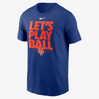 Nike Men's T-Shirt MLB New York Mets)