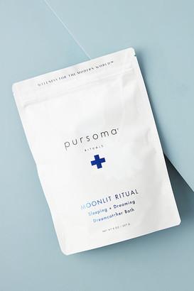 PURSOMA Moonlit Ritual Bath Salts By in White