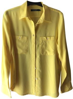 Lauren Ralph Lauren Yellow Top for Women