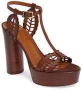 Aquatalia by Marvin K Isadora T-Strap Platform Sandal (Women)