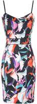 Jane Norman Printed Bodycon Dress