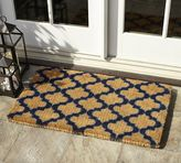 Pottery Barn Ogee Doormat