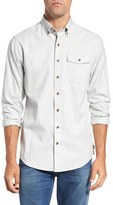 Vineyard Vines 'Crosby' Slim Fit Heathered Sport Shirt