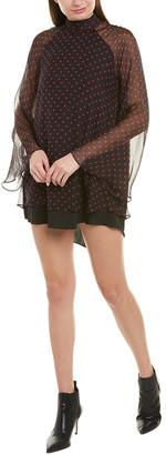RtA Ariana Silk Mini Dress
