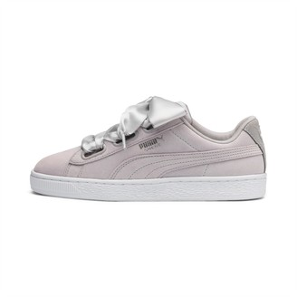 Puma Suede Heart Galaxy Womens Sneakers