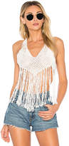 Indah Whitney Hippie Top