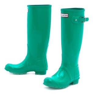 Hunter Boots Original Tall Gloss Boots