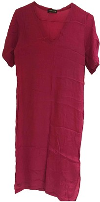 Stine Goya Pink Silk Dress for Women
