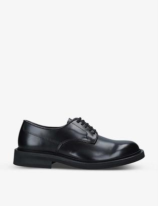 Bottega Veneta Level leather Derby shoes