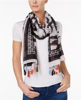 Steve Madden Ocean Avenue Wrap & Scarf in One