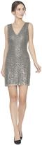 Alice + Olivia Simona Embellished Mini Dress
