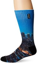 HUF Men's City Crew Socks