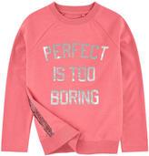 Name It Graphic sweatshirt with lurex