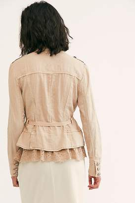 Free People Emilia Jacket by Free People, Mimosa, XS