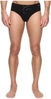 Dolce & Gabbana Solid Swim Brief Men's Swimwear