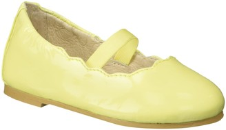 Bloch Girls' Scallop Ballerina-K