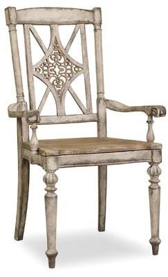 "Hooker Furniture Chatelet 24"" Counter Stool (Set of 2"