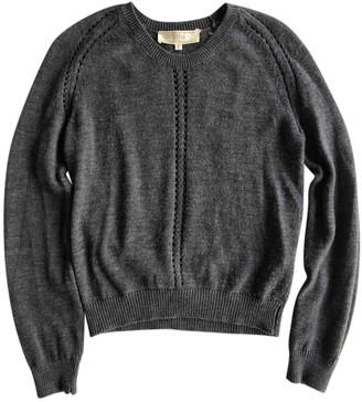 Vanessa Bruno Grey Wool Knitwear for Women