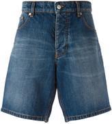 Ami Alexandre Mattiussi denim bermuda shorts - men - Cotton - M
