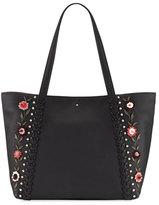 Kate Spade Madison Daniels Drive Embellished Tote Bag