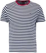 Merc Liberty Print Tshirt White/navy