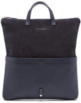 WANT Les Essentiels Men's Peretola Foldable Tote Bag Navy