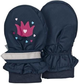 Sterntaler Baby Girls' Faustel Gloves
