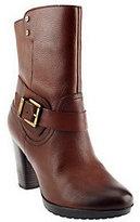 Clarks Artisan Leather High Heel Mid Shaft Boots - Lida Sayer