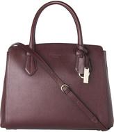 LK Bennett Catrina saffiano-leather tote bag