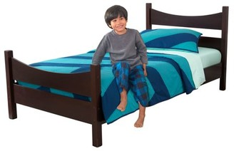Kid Kraft Addison Twin Size Bed - Espresso