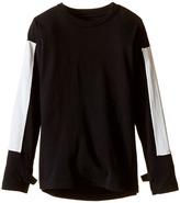 Nununu Glove Sleeve with Patch Super Soft T-Shirt (Infant/Toddler/Little Kids)