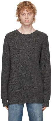 Acne Studios Grey Wool Krivan Sweater