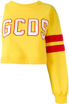 Gcds one sleeve sweatshirt
