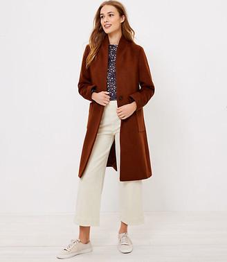 LOFT Shawl Collar Coat