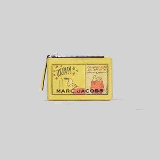 Marc Jacobs Peanuts x The Box Top-Zip Multi Wallet