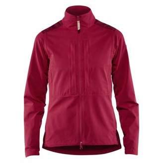 Fjallraven Women's Keb Lite Jacket W, Lava/Dark Lava